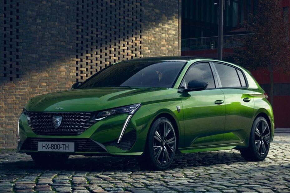 New Peugeot 308 2021